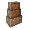 3 Piece Trunk Set