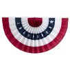 Independence Bunting Outdoor Flags