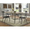 17 Stories Christofor 5 Piece Dining Set