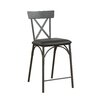 17 Stories Christofor Counter Height Upholstered Dining Chairs