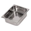 Hotel Pan With Internal Handles - 1/2 In Silver Size-4 H