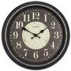 1575 Weathered Analog Wall Clock