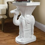Bedouin Camel End Table