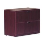 2-Drawer  File Finish: American Mahogany