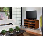 Avion II TV Stand Finish: Natural Stained Cherry