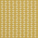 Almonds Fabric - Citrine