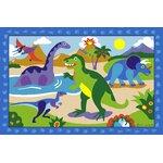 Dinosaurland Rug