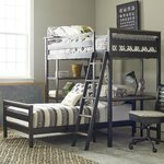 #myRoom Twin L-Shaped Bunk Bed