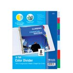 3-Ring Binder Dividers Quantity: Case of 144