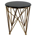 Puzzle End Table