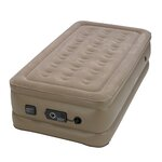 "18"" Air Mattress Size: Twin"