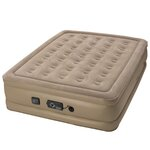 "18"" Air Mattress Size: Queen"