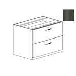 Aberdeen 2 Drawer Lateral File