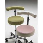 Guest Chair Base Color: Black Composite