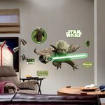 Yoda Wall Graphic