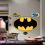 Batman Logo Wall Graphic