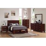 Acropolis Panel Customizable Bedroom Set