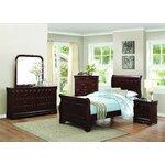 Abbeville Sleigh Customizable Bedroom Set