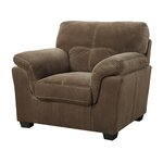Arm Chair Upholstery: Hemp
