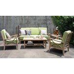 Kensington 5 Piece Lounge Seat Group with Cushion
