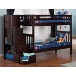 Cascade Twin Bunk Bed