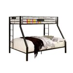 Abercrombie Twin over Full Bunk Bed