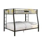 Abercrombie Full over Full Bunk Bed