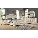 Alexandra Sleigh Customizable Bedroom Set