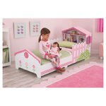 Dollhouse Convertible Toddler Bed