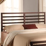 Adjustable Metal Headboard Size: Full / Queen