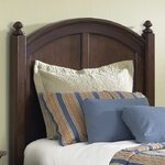 Abbott Ridge Wood Headboard Size: Full