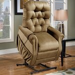 25 Series Wide Three - Way Reclining Lift Chair