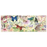 48 Piece Butterfly Floor Puzzle Set