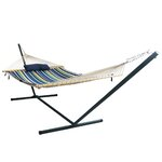 4 Piece Island Retreat Hammock Set Size: 12