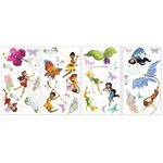 Disney Fairies Peel and Stick Wall Decal
