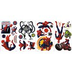 Ultimate Spiderman Peel and Stick Wall Decals