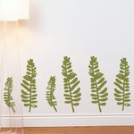 Calming Leaves Wall Sticker