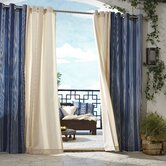 Outdoor Curtains | Wayfair - Buy Outdoor Curtains Online