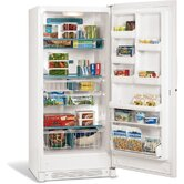 Haier HUF205PB 20.5 Cubic Foot Capacity Full-Size Frost-Free