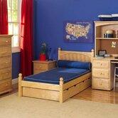 Berg Furniture Bedroom Sets - Wood Tone: Medium Wood | Wayfair