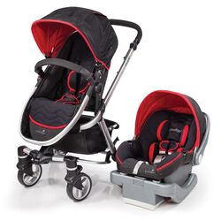 Fuze� Travel System with Prodigy� Infant Car Seat