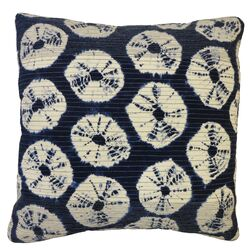 Bright and Fresh Japan Rings Pillow