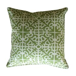 Malibu Square Polyester Outdoor Decorative Pillow