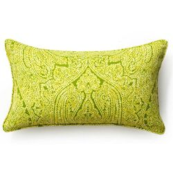 Paisley Outdoor Decorative Pillow