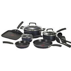 Signature Total Non-Stick 12 Piece Cookware Set