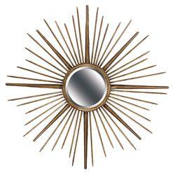Sunburst Wall Mirror II