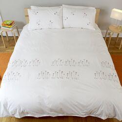 Flower Bed Duvet