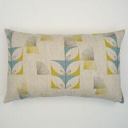 Fugi Floral Pillow
