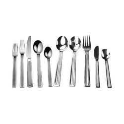 Fiesta 5 piece hostess flatware set reviews wayfair - Splendide flatware patterns ...