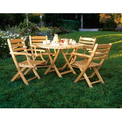 Newport 5 Piece Dining Set